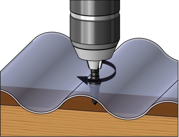 stufenbohrer 4 10mm f r kunststoff stahl und edelstahl der nordbleche onlineshop f r. Black Bedroom Furniture Sets. Home Design Ideas